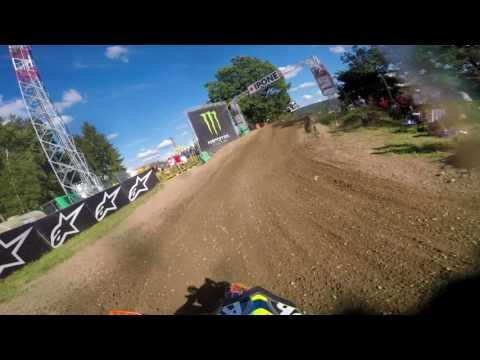 GoPro: Antonio Cairoli FIM MXGP 2017 RD13 Czech Republic Moto 1