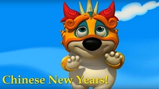 видео Новый год по-английски