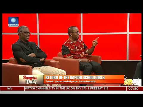 Chibok/Dapchi Girls' Rescue: Igbokwe,Osuntokun Trade Blames Over Failures Pt.2 |Sunrise Daily|