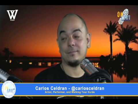 Carlos Celdran on Tim Tayag's show: Constitutional Reform