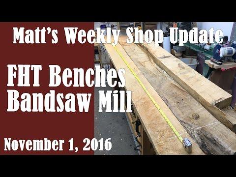Matt's Weekly Shop Update - Nov 1, 2016