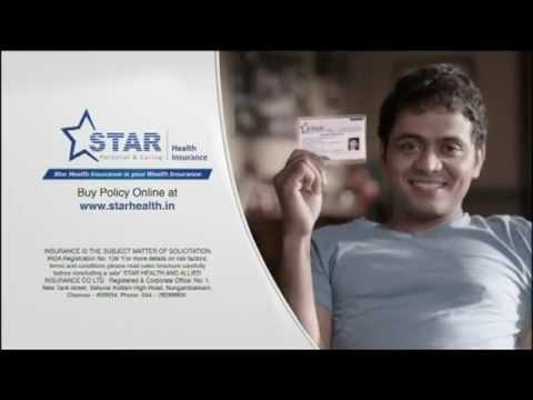 Star Health Insurance Mediclaim policy - YouTube