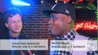 BuzzFeed, CW Party with Special Guest Wayne Brady