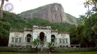 Parque Lage - Rio de Janeiro, Brasil. Lage Park - Rio de Janei…