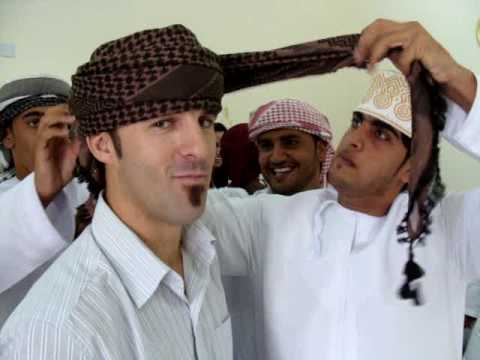How to do the traditional Bedouin 'Omani' Masarh