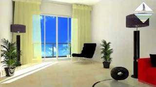 The Princess Tower 3D Tour 2 bed apartment NGM Real Estate