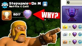 WHY ARE ALL THE TOP PLAYERS COPYING EACH OTHER IN CLASH OF CLANS!