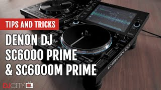 First Look: Denon DJ SC6000 PRIME and SC6000M PRIME | Tips and Tricks