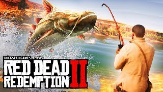 Monster Fish in Red Dead Redemption 2