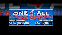 Miami Florida Air Conditioning Repair Service