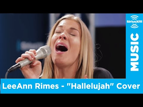 "LeAnn Rimes covers ""Hallelujah"" by Leonard Cohen 