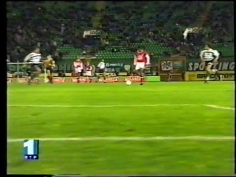 17J :: Sporting - 1 x Braga - 1 de 1997/1998