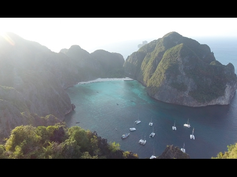 Yachting in Thailand with best friends // Vlog 017