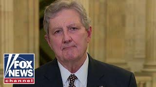Sen. Kennedy: Biden administration 'lies like they breathe'