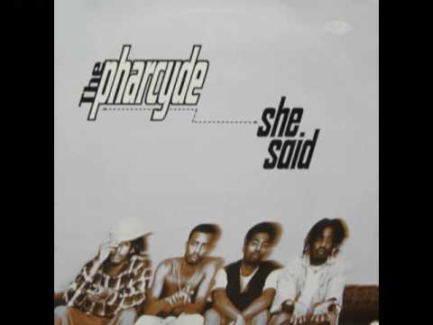 The Pharcyde - She Said [Portishead Remix]