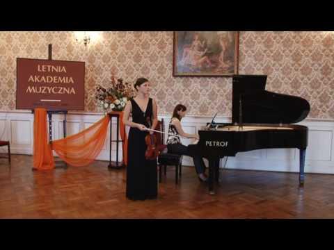 LAM2009_Maria Włoszczowska  skrzypce