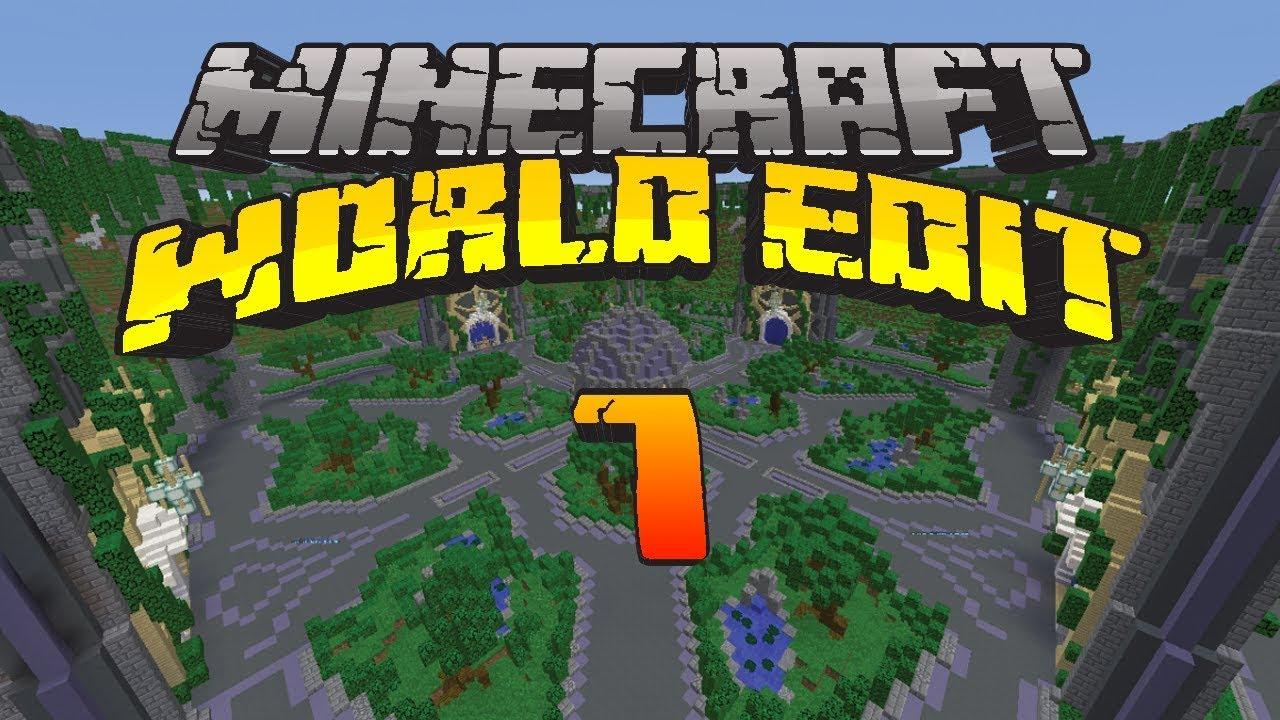WorldEdit EP7 - Schematics - YouTube on