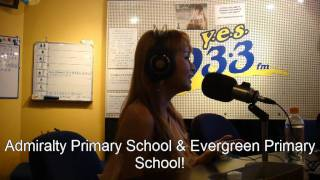 Lorraine Tan_陈莉芯_YES 933 interview on My Singapore