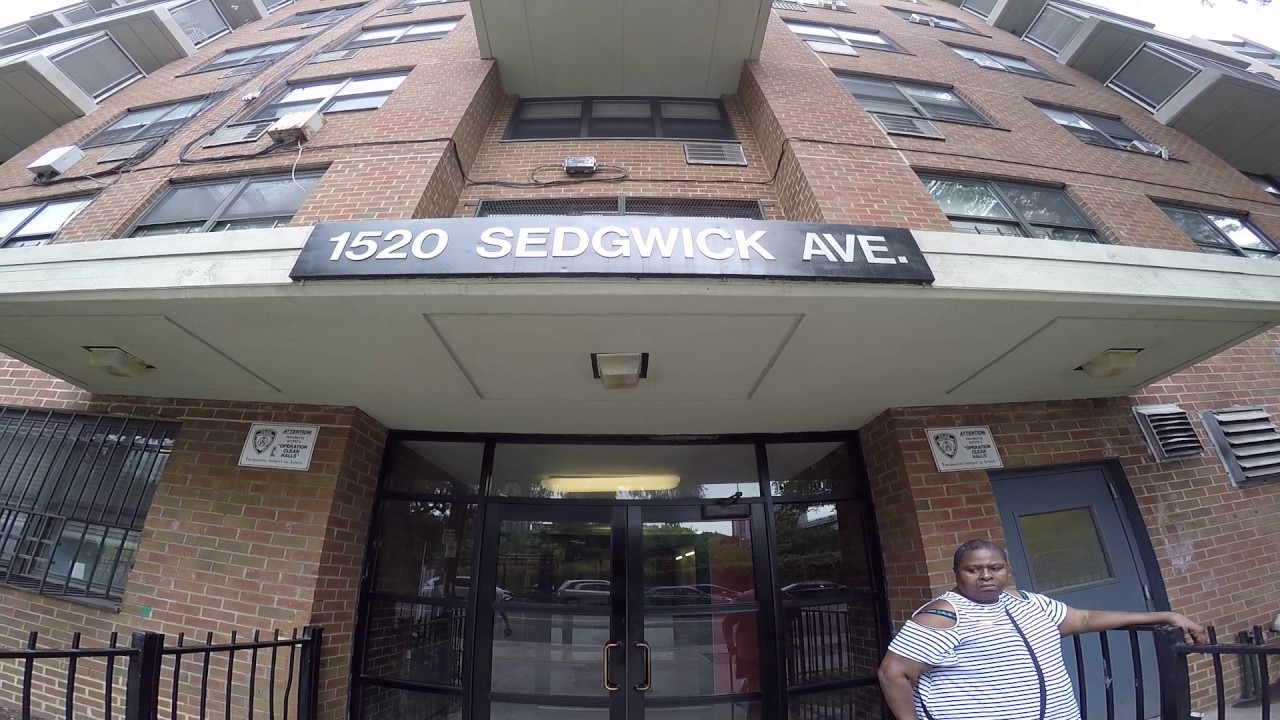 1520 Sedgwick Hip Hop Street Bronx New York Usa 2017