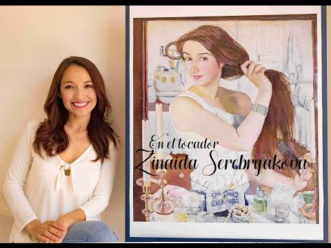 Zinaida Serebryakova - En el tocador