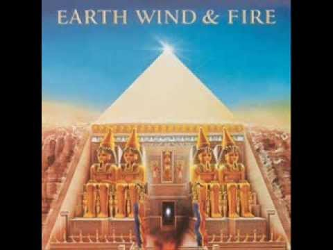 In The Market Place (Interlude) / Jupiter - EARTH,WIND & FIRE '1977