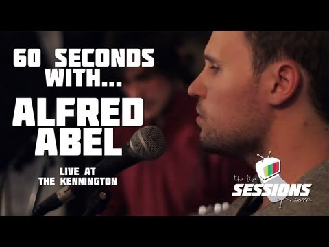 60 SECONDS WITH...Alfred Abel  The Live Sessions