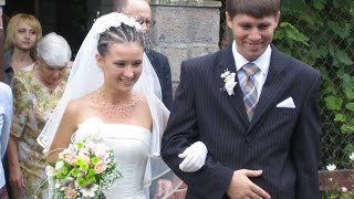Свадебная хроника Даши и Саши
