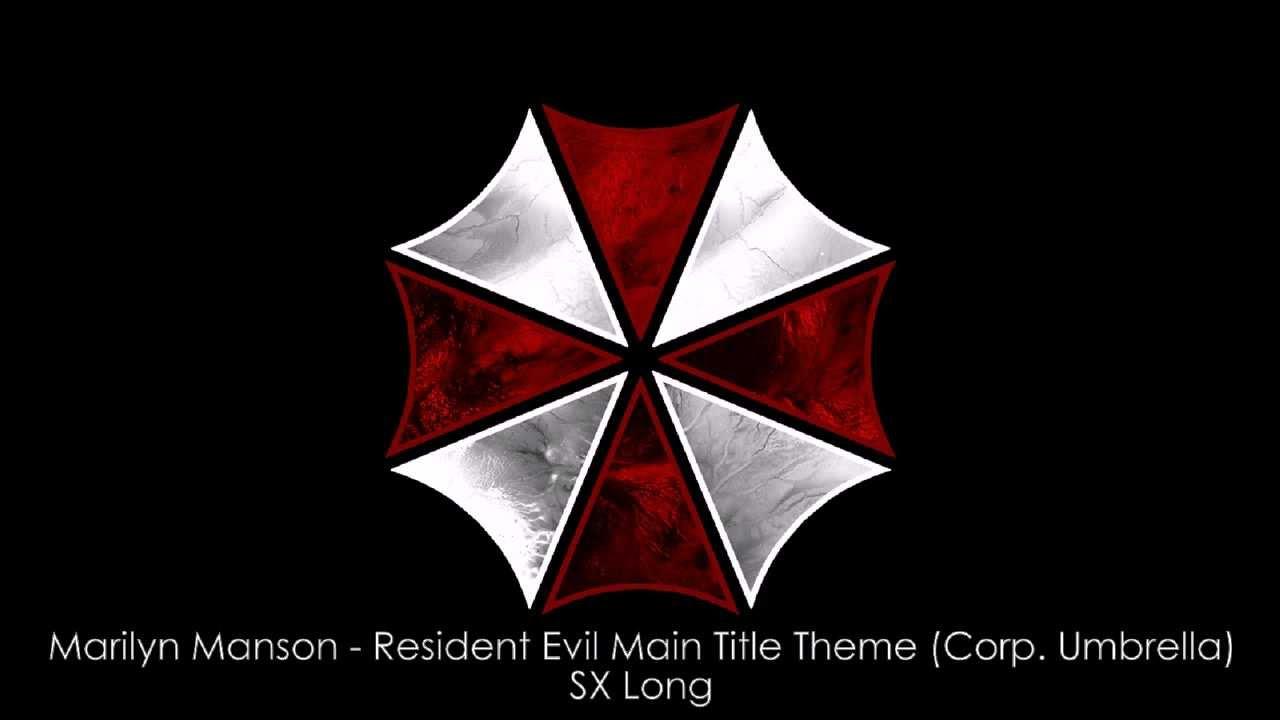Marilyn Manson - Resident Evil Main Title Theme (Corp  Umbrella) (SX Long)