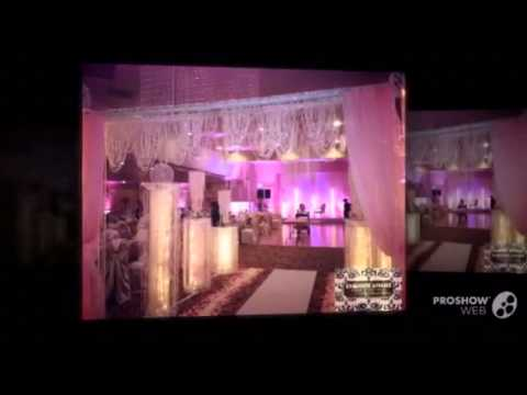 Luxury Wedding Decor by Exquisite Affairs Wedding & Event D