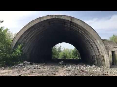 9 мая 2019, заброшенки Ахтубинска. Часть 2