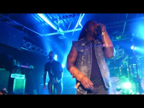 Face To Face  - Sevendust  - 9 14 2016