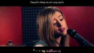 Heart Attack - Sam Tsui & Chrissy Costanza Cover || (Lyrics + Vietsub)
