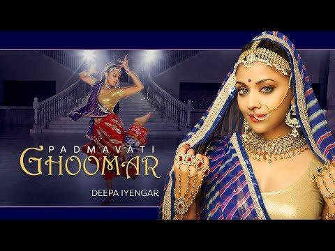 Ghoomar - Padmavati ( Padmaavat ) | Bollywood Dance Choreography | Deepa Iyengar