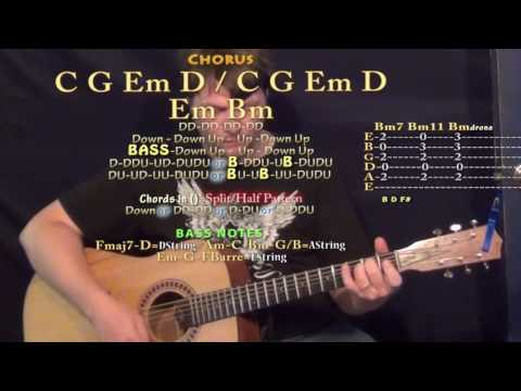 Church Bells chords by Carrie Underwood - Worship Chords