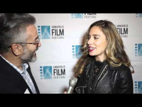 Annapolis Film Festival  with Marlee Roberts