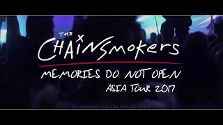 Baixar The Chainsmokers Memories Do Not Open Asia Tour 2017 in Bangkok