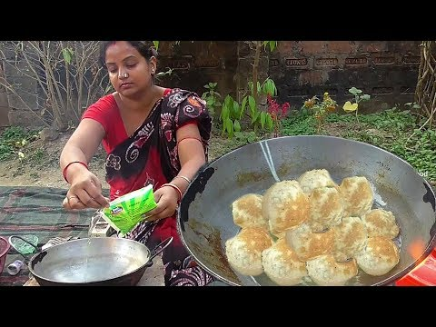 How to Make Bengali Style Phuchka/Panipuri | Mouthwatering Best Indian Street Food Recipe