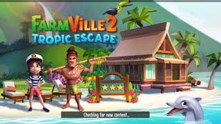 FarmVille2: Tropic Escape game 2021|| Gameplay walkthrough || Asad Games Warrior screenshot 2