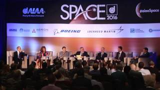 Abhishek Tripathi from SpaceX about the pad explosion and investigation [AIAA SPACE 2016]