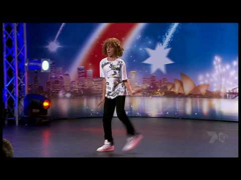Australia's Got Talent 2010 - Rapper ShortyD
