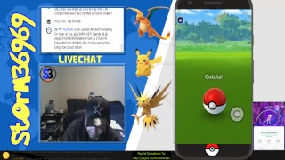 Pokemon GO - Spoofing Update News & Marathon Stream Is Today Folks! - Part 6