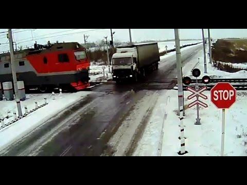 ДТП видео, аварии снятые с автомобильных