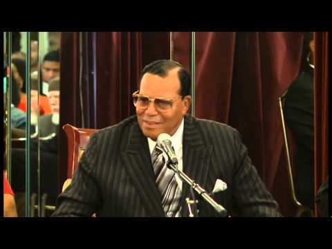 FARRAKHAN MEETS CHICAGO STREET LEADERS & ARTIST