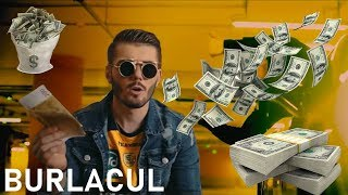 "BURLACUL - ,,MONEY""(Official Videoclip 2018)"
