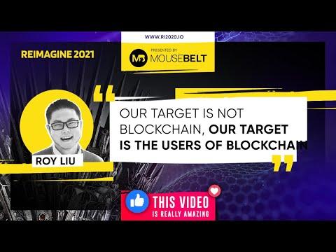 REIMAGINE 2021 - Roy Liu - TRON - Head of Business and Corporate Development