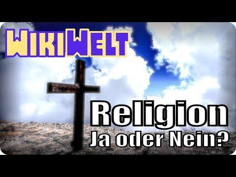 Religion ja oder nein? - meine WikiWelt #99