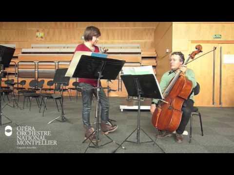 Porque Llorax de Philippe Hersant | Dorota Anderszewska & Cyrille  Tricoire