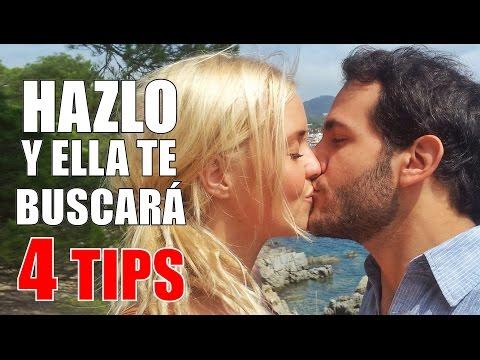 Cómo Hacer Que Una Mujer Te Busque - 4 Tips
