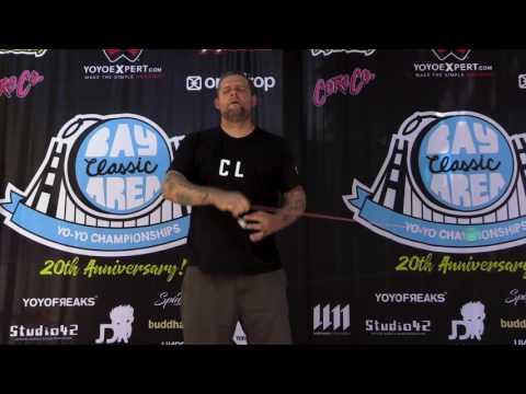 Steve Brown - Pro Invitational - BAC 2017 Yoyo Contest Yoyo Contest Yoyo Contest
