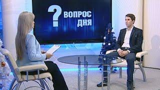 Что заботит жителей Хакасии чаще всего: руководитель ЦУР Максим Луконин - в
